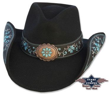 dernières tendances de 2019 magasins d'usine large choix de designs Chapeaux de Cowboy style stetson et forme Cattleman